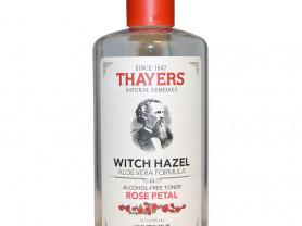 Натуральный тоник без спирта Thayers с гамамелисом