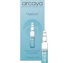 Ампулы для лица Arcaya Hyaluron