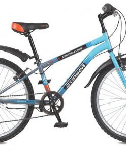 "Велосипед 24"" Stinger Defender 6 ск"