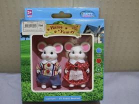 мышки happy family