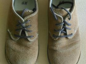 Замшевые туфли H&M, p.31