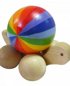 Черепашка с шаром маленькая, ТМ Вальда
