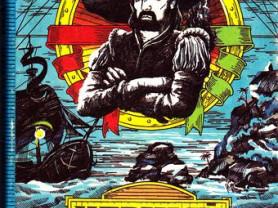 Сальгари Черный корсар 1992 г.