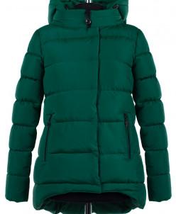 05-1381 Куртка зимняя (Синтепух 300) Плащевка Зеленый