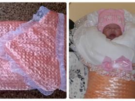 Вещи для девочки с самого рождения