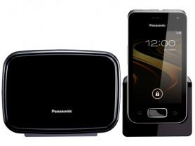 Телефон DECT Panasonic KX-PRX120RUW
