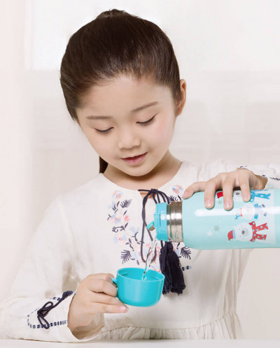 Детский термос Xiaomi Viomi Children Vacuum Flask 590ml