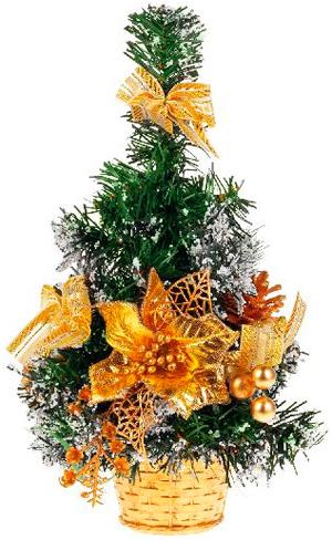 Эксклюзивная елка украшенная, 51 см, арт. Е94375