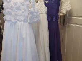 Нарядные платья Gulliver Monsoon Cool Club 8-10лет