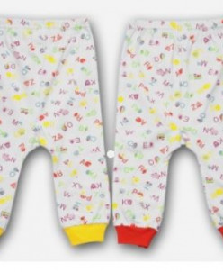 Удобные и комфортные штанишки для новорожденных