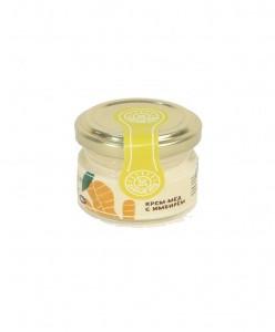 Крем-мед с имбирем 30 мл