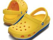 резиновые клоги Croc's на 4-летнего
