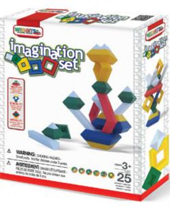 Конструктор Imagination Set (25 деталей)