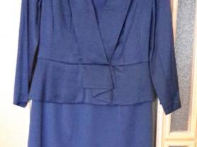 Платье LaVela синего цвета размер 46
