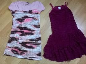 Летние платья на 7-8 лет