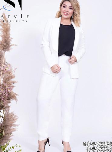Костюм 46658 (пиджак+брюки)