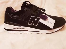 Шикарные мужские кроссовки NB на меху