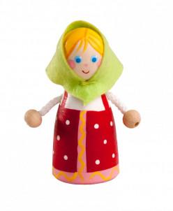 Пальчиковая игрушка Машенька, ТМ Вальда
