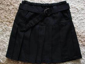 """Новая школьная юбка """"Chessford"""", р.134"""