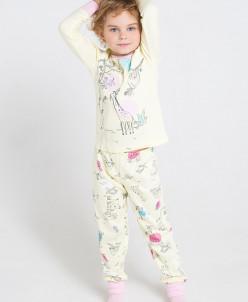 Пижама  Крокид Crockid