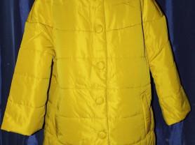 """Куртка """"UCAMU"""" воротник стойка + укороченый рукав"""
