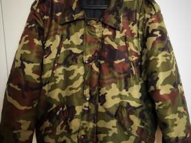 Утеплённая мужская куртка (50/52)