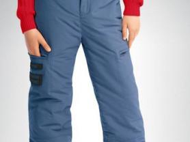 Утепленные брюки фирмы Pelican (Пеликан),р-р 9 лет