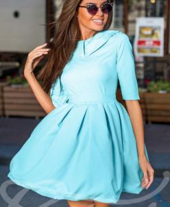 Очаровательное мини платье Gepur