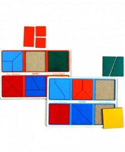 Сложи квадрат 1 кат. сложности (Оксва)