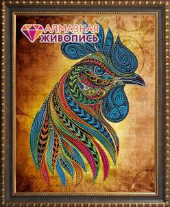 """Набор для изготовления картин """"АЛМАЗНАЯ ЖИВОПИСЬ"""" арт.АЖ.300"""