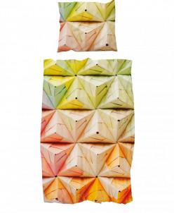 Комплект постельного белья Оригами-мегацвет