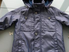 Теплая Стильная курточка Tutta Via р.104