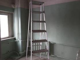 Лестница-стремянка (Финляндия)