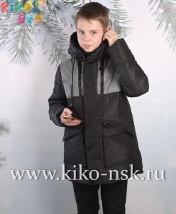 Куртка зимняя для мальчика Anernuo. Новинка 2017!