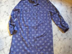 платье-рубашка на размер 44-46