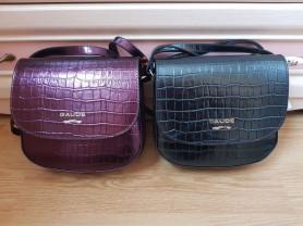 Новые кожаные глянцевые сумки Италия оригнал