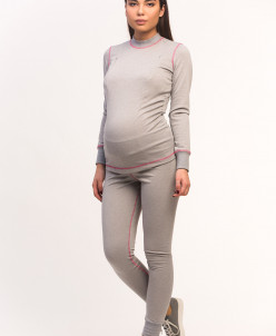 Термобелье для беременных и кормящих мам комплект