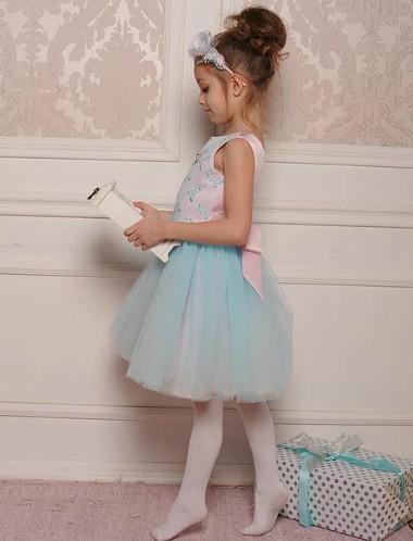 """Платье для девочки """"Балерина"""""""