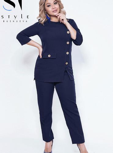 Костюм 44157 (блузка+брюки)