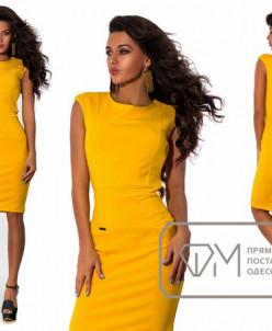 Платье Фабрика моды (4 цвета)