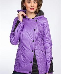 Куртка #16124 (Сиреневый)