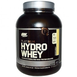 Optimum Nutrition, Platinum Hydro Whey (1.59кг) Vanilla