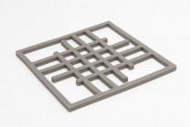 0201 GIPFEL Подставка под горячее ECO 15,7х15,7х0,7см. Матер