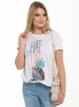 DFT6643 футболка женская