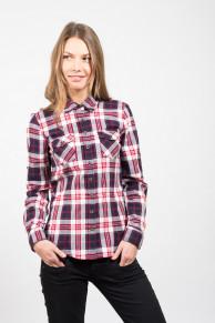 Блузка женская с длинным рукавом