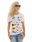 DFT6640 футболка женская