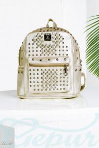 Рюкзак со стразами Gepur