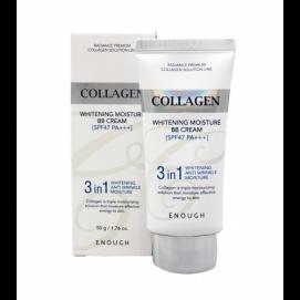 ХИТ!! Крем тональный Enough Collagen 3 in 1 BB Cream