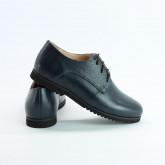 Кожаные стильные туфли. С 31 размера! New Collection 18