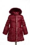 10-0049 Куртка зимняя Плащевка Бордо